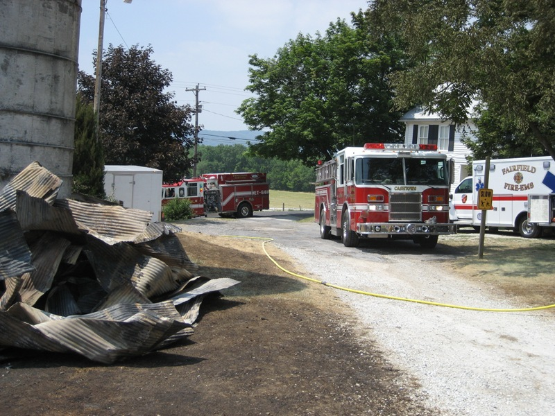 Cashtown Community Fire Department - Adams County, PA Company 4