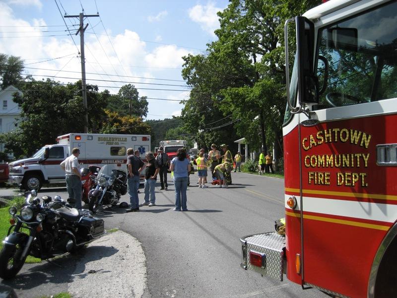 Cashtown Community Fire Department - Adams County, PA Company 4